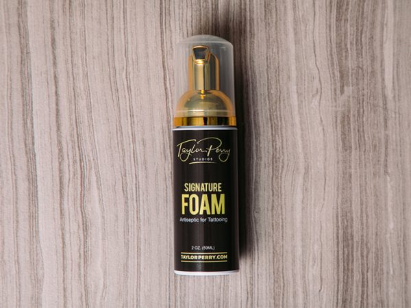 Taylor Perry's Signature Foam Antiseptic for SMP